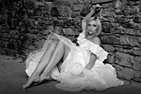 After Wedding - Trash-the-dress Shooting - Fotograf OWL Kreis Lippe Kalletal - 20