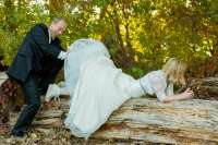 After Wedding - Trash-the-dress Shooting - Fotograf OWL Kreis Lippe Kalletal - 57