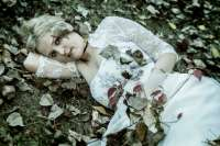 After Wedding - Trash-the-dress Shooting - Fotograf OWL Kreis Lippe Kalletal - 59
