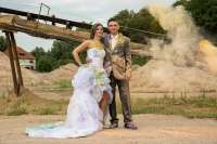 After Wedding - Trash-the-dress Shooting - Fotograf OWL Kreis Lippe Kalletal - 90