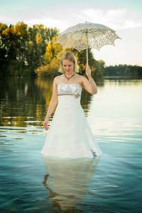 After Wedding - Trash-the-dress Shooting - Fotostudio OWL Kreis Lippe Kalletal - 26