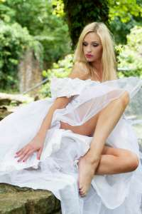 After Wedding - Trash-the-dress Shooting - Fotostudio OWL Kreis Lippe Kalletal - 31