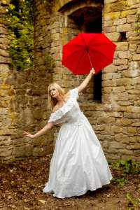 After Wedding - Trash-the-dress Shooting - Fotostudio OWL Kreis Lippe Kalletal - 34