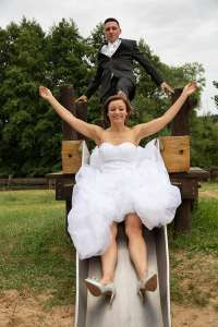 After Wedding - Trash-the-dress Shooting - Fotostudio OWL Kreis Lippe Kalletal - 46