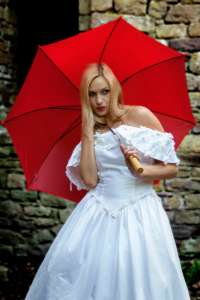 After Wedding - Trash-the-dress Shooting - Fotostudio OWL Kreis Lippe Kalletal - 5