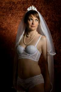 After Wedding - Trash-the-dress Shooting - Fotostudio OWL Kreis Lippe Kalletal - 9
