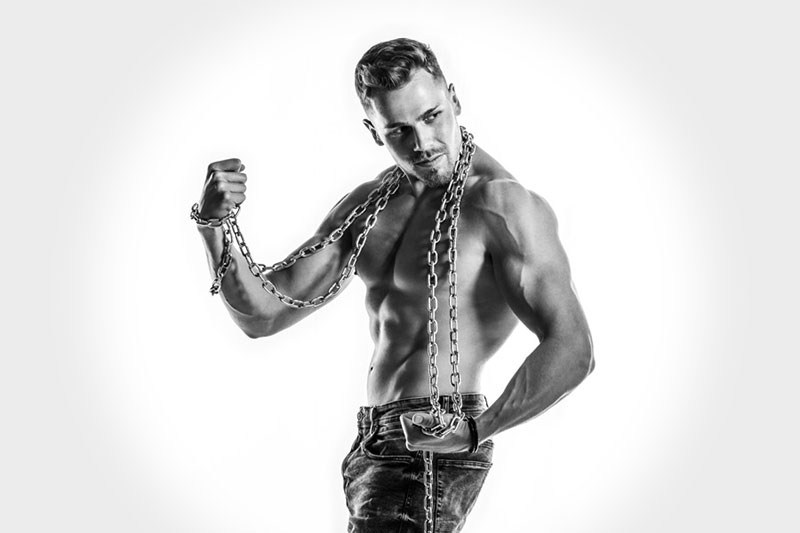 Männer Fotoshooting - Male photography - Bodybuilder - Fitness - Muscles - Fotograf OWL