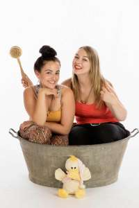 Best Friends Shooting Fotos beste Freundinnen - Fotostudio OWL Kreis Lippe Kalletal - 32