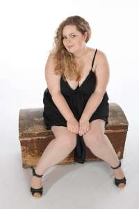 Plus Size Shooting - mollige Frauen - Dicke - Curvy Model - Fotostudio OWL - 21