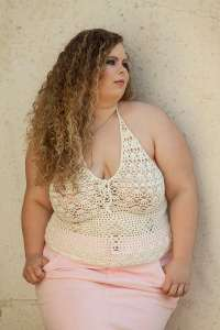 Plus Size Shooting - mollige Frauen - Dicke - Curvy Model - Fotostudio OWL - 28