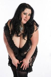 Plus Size Shooting - mollige Frauen - Dicke - Curvy Model - Fotostudio OWL - 36
