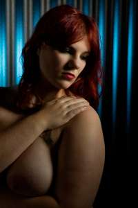 Plus Size Shooting - mollige Frauen - Dicke - Curvy Model - Fotostudio OWL - 55