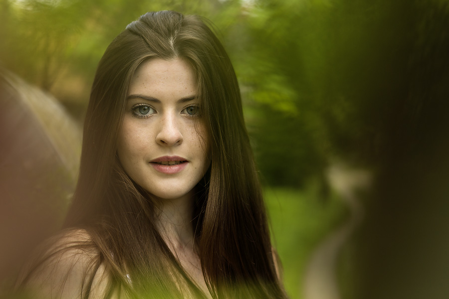 Fotografie Workshop Portrait outdoor